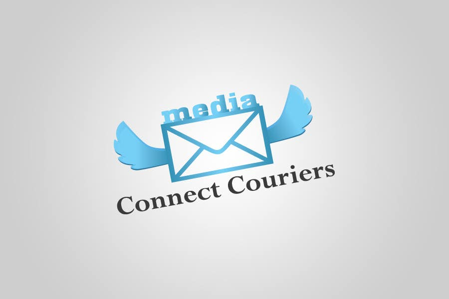 Contest Entry #76 for Logo Design for Media Connect Couriers
