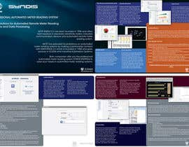 #12 for Brochure Design for Telemetry System Software by Vmuscurel