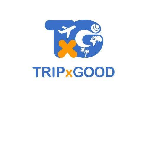 Proposition n°                                        6                                      du concours                                         Création de logo pour un site e-commerce (thème : voyage)