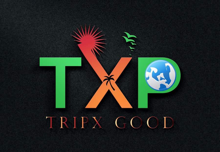Proposition n°                                        18                                      du concours                                         Création de logo pour un site e-commerce (thème : voyage)