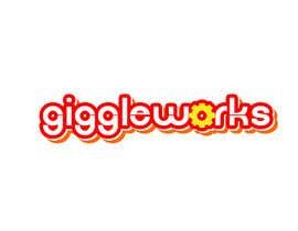 "#161 для Design a colour logo for the business name ""GIGGLEWORKS"". от EngHeba14"