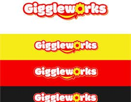 """#145 для Design a colour logo for the business name """"GIGGLEWORKS"""". от dandrexrival07"""