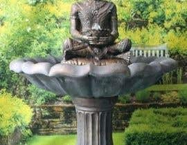 #20 untuk Design a garden Buddha statue oleh Arif108