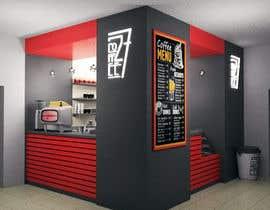 #34 для Design me a coffee shop от rajthalavoor