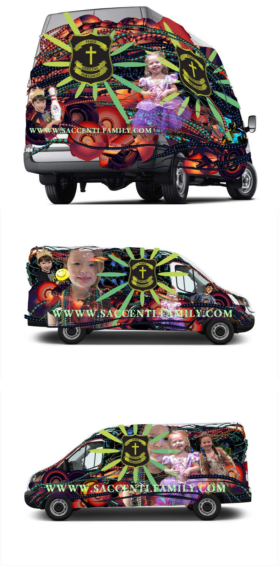 Contest Entry #18 for Vehicle Wrap