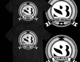 Nro 54 kilpailuun T-Shirt Design - Make 2 Variations käyttäjältä blackkido