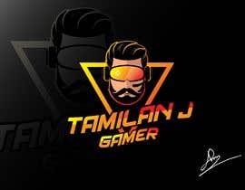 #77 untuk New logo for my YouTube Channel Tamilan J - Gaming oleh AshrafAliKhan007