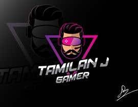 #79 untuk New logo for my YouTube Channel Tamilan J - Gaming oleh AshrafAliKhan007