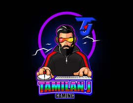 #83 untuk New logo for my YouTube Channel Tamilan J - Gaming oleh Dreamcatcher321