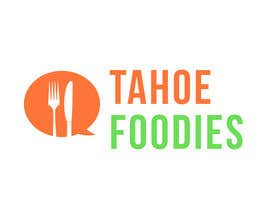 #6 para I need a social media friendly logo designed for Tahoe Foodies por anaisrakoto