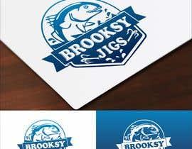 #31 cho Fishing Logo Brooksy Jigs bởi naimnilger