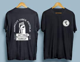 #19 for Barbershop T -shirts line af mdshamim27