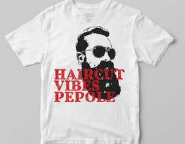 #23 for Barbershop T -shirts line af alexandrsur