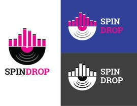 #161 for Spin Drop Logo Design by Arifhasan0101