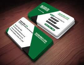 #85 untuk Business Card Design - Both Sides oleh Hasnainbinimran