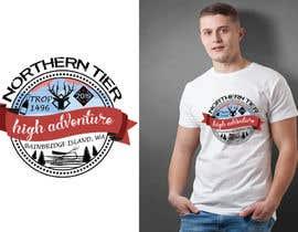 #16 for T-shirt Design for Scout Canoe Trek af sufiaakter1234