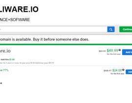 Nro 40 kilpailuun Company name and Domain name käyttäjältä AMR168