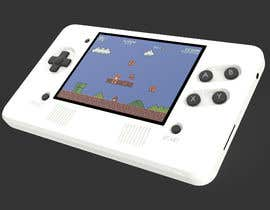 #51 cho Product ID Design-handheld retro video game console bởi ahmadnazree