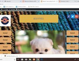#8 for Build a website for my new Rottweiler  kennel af akbanda2