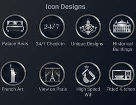 #17 for Design of 20 icons af RMveglo