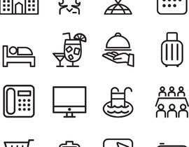 #19 for Design of 20 icons af Rawnaksabrina