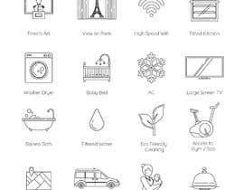 #20 for Design of 20 icons af Angelilu