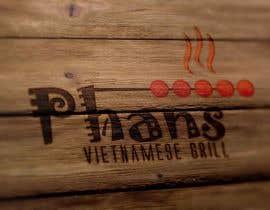 piratessid tarafından Design a Logo for Phans- Vietnamese Grill için no 106