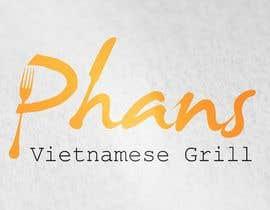 piratessid tarafından Design a Logo for Phans- Vietnamese Grill için no 110
