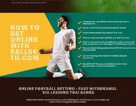 Nro 24 kilpailuun Re-design theme wordpress casino and gambling website. käyttäjältä saidesigner87