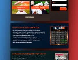 Nro 29 kilpailuun Re-design theme wordpress casino and gambling website. käyttäjältä amritabaral90