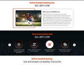 #4 untuk Re-design theme wordpress casino and gambling website. oleh LynchpinTech