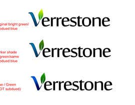 #158 for Logo Design for Verrestone by zetabyte