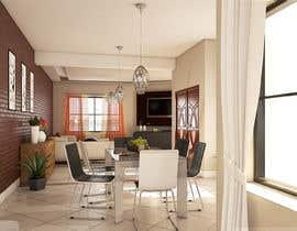 #17 untuk Ground floor interior design oleh tanjiraumee