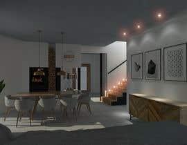 #3 untuk Ground floor interior design oleh eliasflopez2019