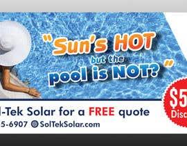 #79 для Coupon Design for Solar Pool Heating от MDSUHAILK