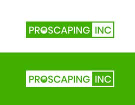 #153 untuk Create a Logo for ProScaping Inc. oleh Asifbd0110