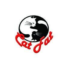 #89 для CatFat.com Logo от deepthiparayil