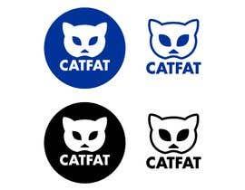 #83 untuk CatFat.com Logo oleh mtjobi