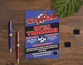 #16 для Need flyer created for open training от azizkhancpi