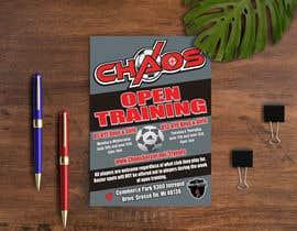 #22 для Need flyer created for open training от azizkhancpi