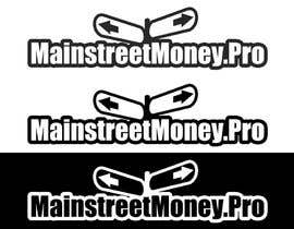 #32 untuk Logo Design for MainstreetMoney.Pro (with plenty of banner work available after) oleh simomile85