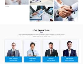 Haider501 tarafından design a corporate website için no 20