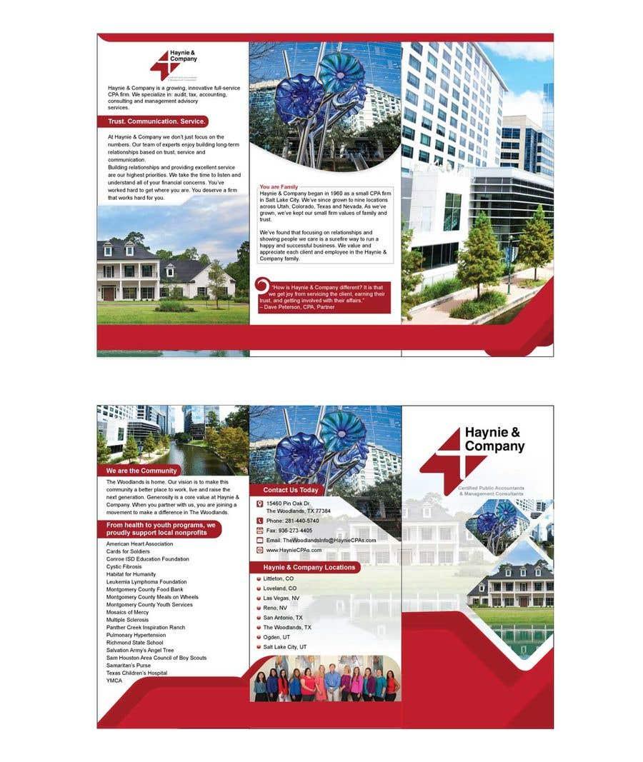 Entry #10 by CRskills for Build me a Tri-fold Brochure | Freelancer