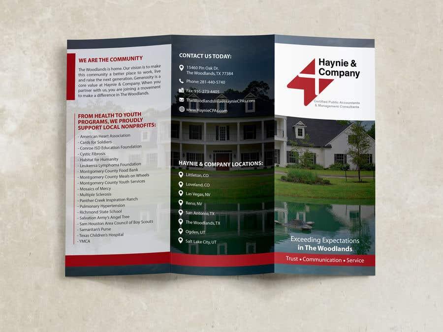 Entry #24 by rafaislam for Build me a Tri-fold Brochure | Freelancer