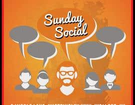 #14 untuk Design a Flyer for Social Artist Events oleh filipzirbo