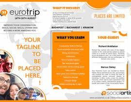 #23 untuk Design a Flyer for Social Artist Travel Events oleh dgr8mehdi
