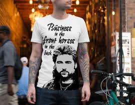 Nro 59 kilpailuun T shirt design käyttäjältä CreativeAwais