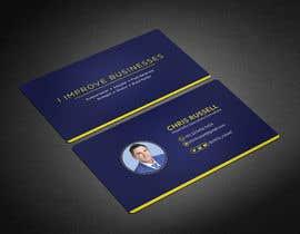 #331 cho Design a Double-Sided Business Card for a Hospitality Consultant bởi shazal97