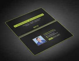 #481 cho Design a Double-Sided Business Card for a Hospitality Consultant bởi shazal97