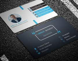 #498 cho Design a Double-Sided Business Card for a Hospitality Consultant bởi DinIslam68